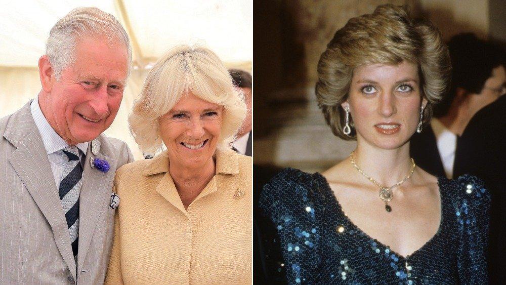 Prins Charles, Camilla Parker Bowles, Prinsesse Diana