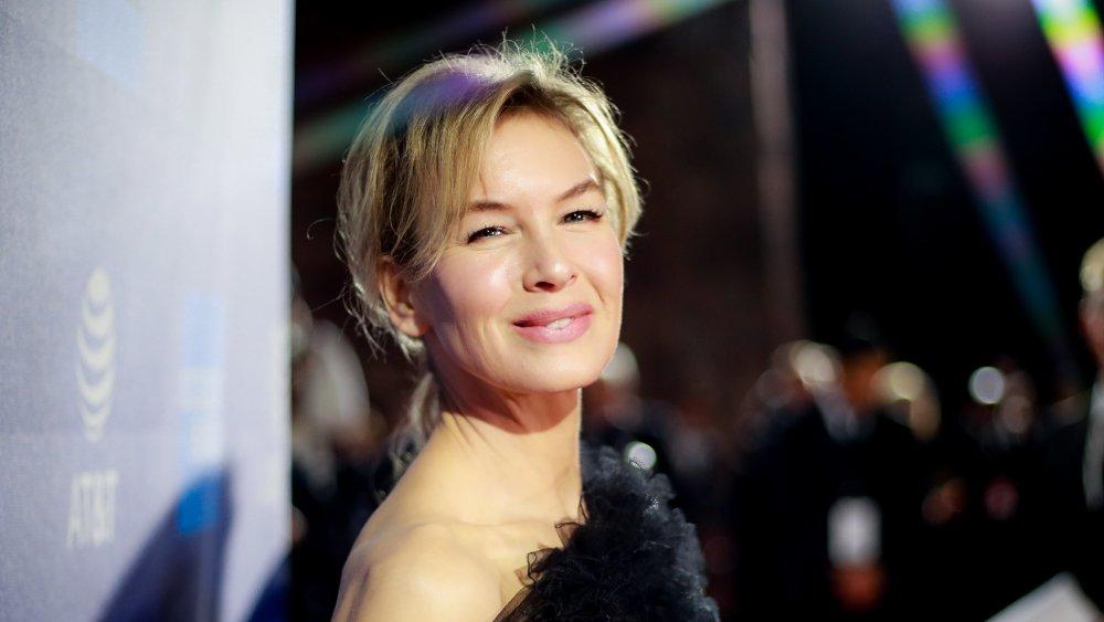 Reée Zellweger deltar på Palm Springs International Film Festival Gala