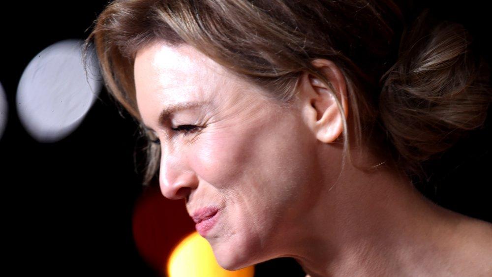 Renée Zellweger deltar på BAFTA-er i 2020
