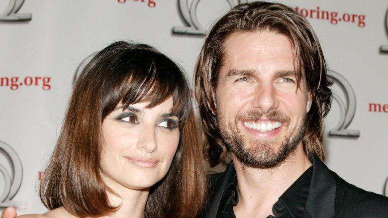 Penelope Cruz og Tom Cruise