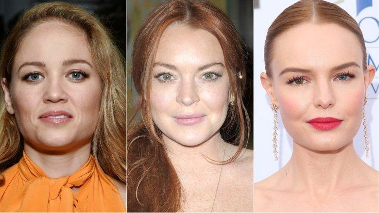 Erika Christensen, Lindsay Lohan og Kate Bosworth