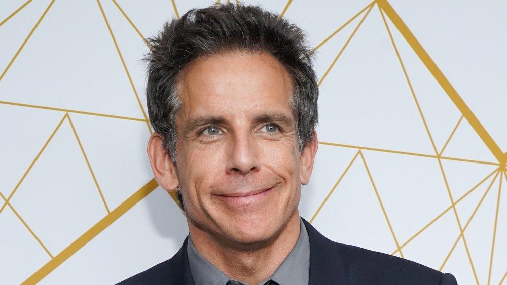 Ben Stiller deltar på Showtime Emmy Eve Nominees Celebrations på San Vincente Bungalows