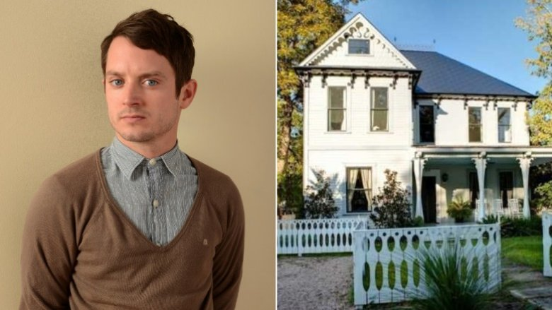 Elijah Wood's Austin hjem