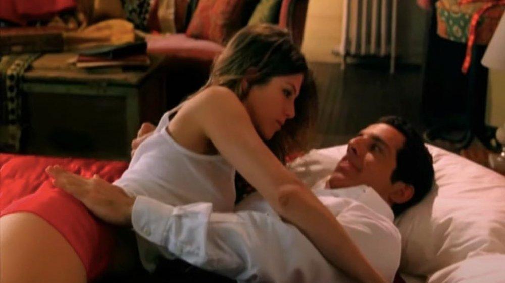 Ben Stiller og Jennifer Aniston i Sammen Kom Polly