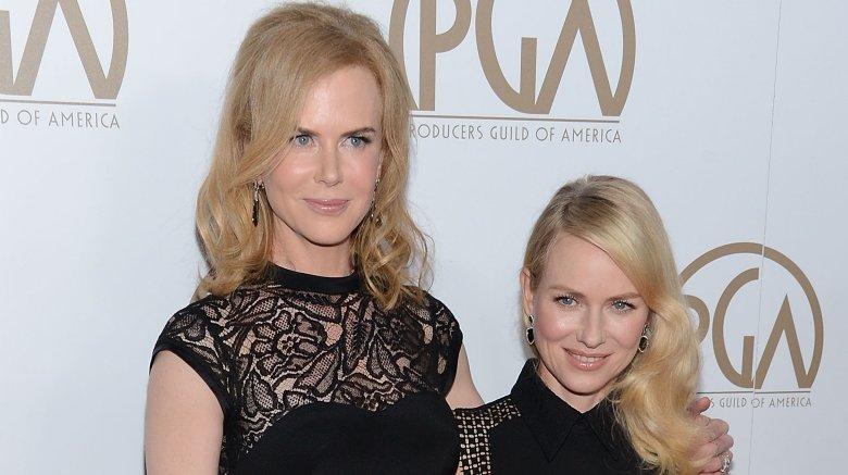 Nicole Kidman og Naomi Watts