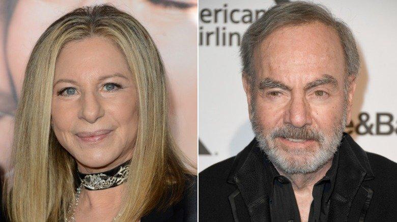 Barbra Streisand, Neil Diamond