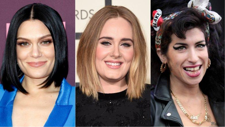 Jessie J, Adele, Amy Vinhus