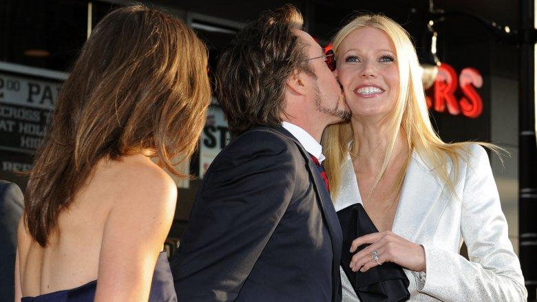 Robert Downey Jr., Susan Downey, Gwyneth Paltrow