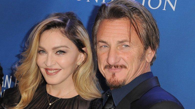 Madonna og Sean Penn