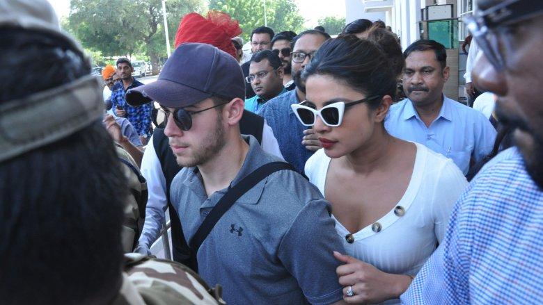 Nick Jonas og Priyanka Chopra
