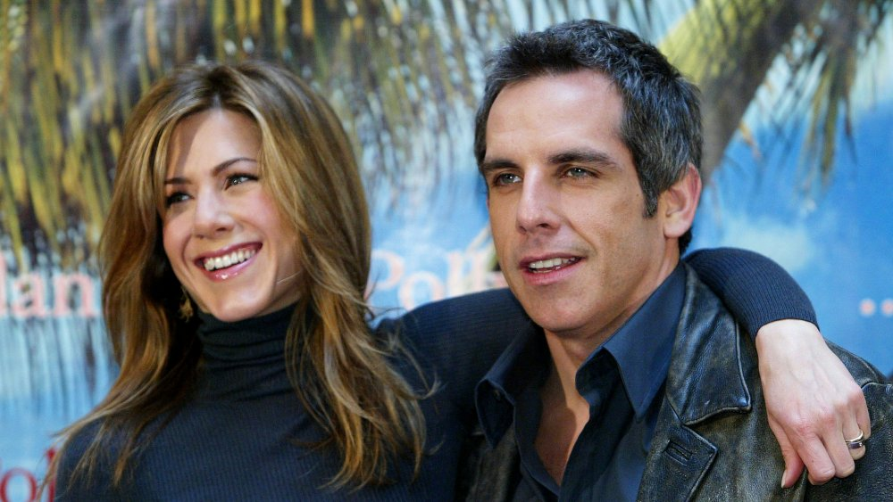 Ben Stiller og Jennifer Aniston