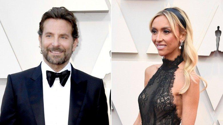 Bradley Cooper og Giuliana Rancic på Oscar-utdelingen i 2019