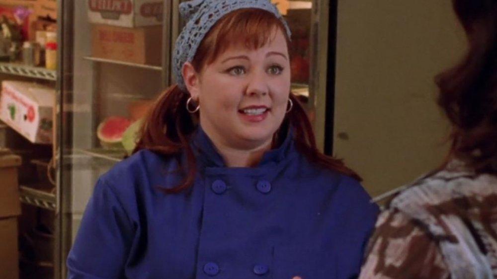 Melissa McCarthy som Sookie St. James på Gilmore Girls