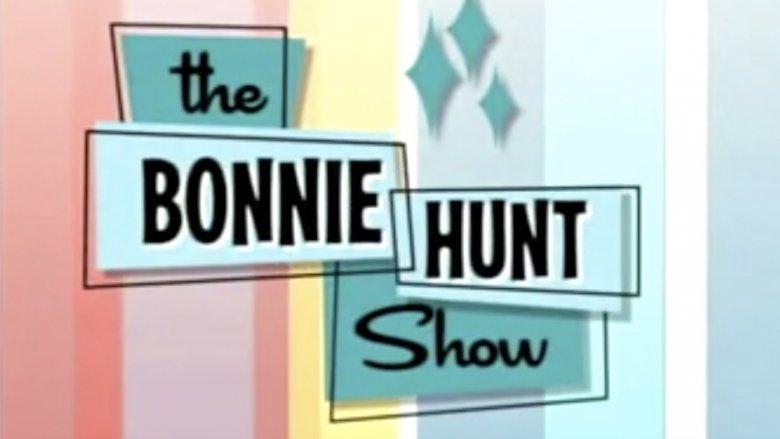 Bonnie Hunt-showet