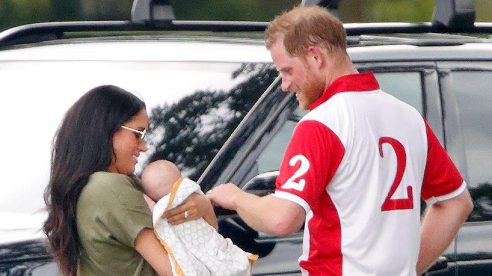 Meghan Markle, Archie Mountbatten-Windsor, prins Harry