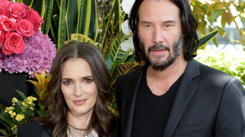 Winona Ryder og Keanu Reeves