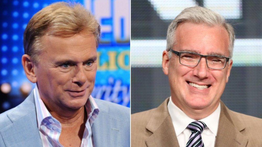 Keith Olbermann, Pat Sajak
