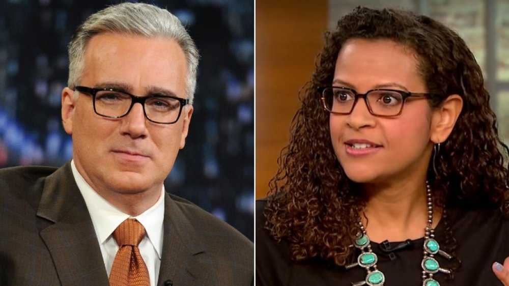 Keith Olbermann, Alison Stewart