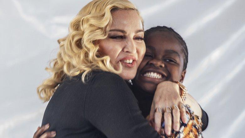 Madonna og Mercy