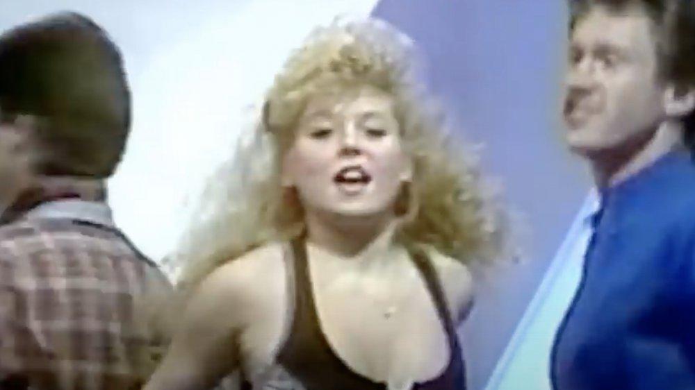Kelly Ripa på Dance Party USA