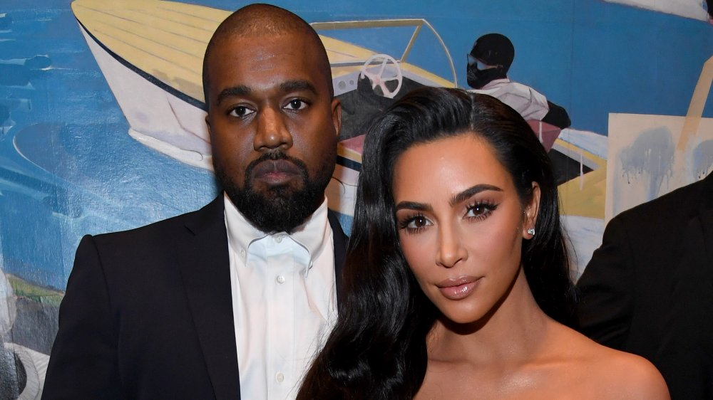 Kanye West og Kim Kardashian