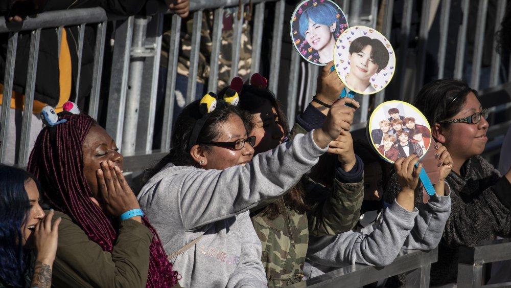 BTS-fans