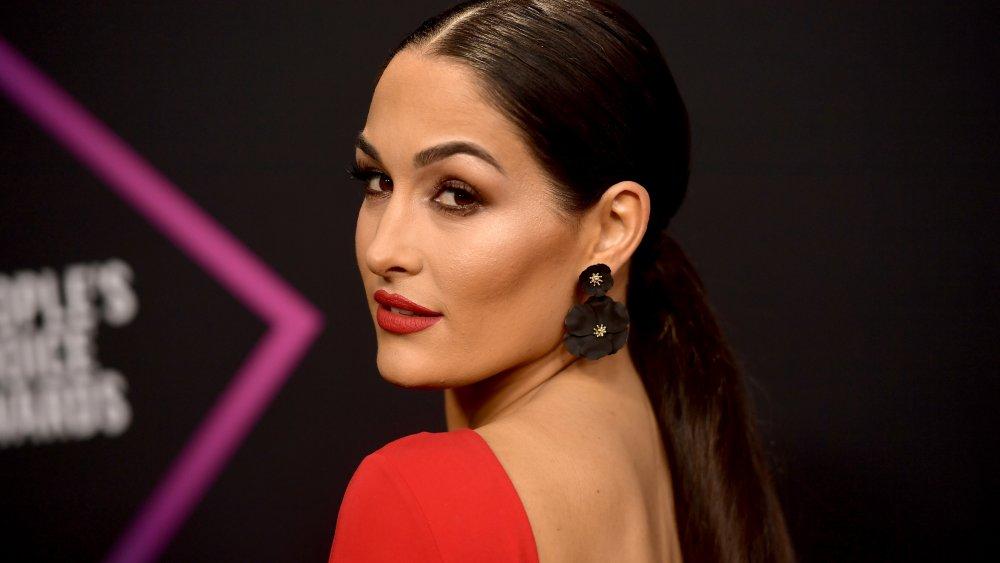Nikki Bella på People's Choice Awards 2018
