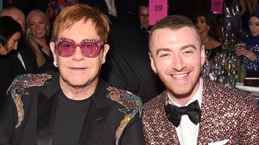 Elton John, Sam Smith