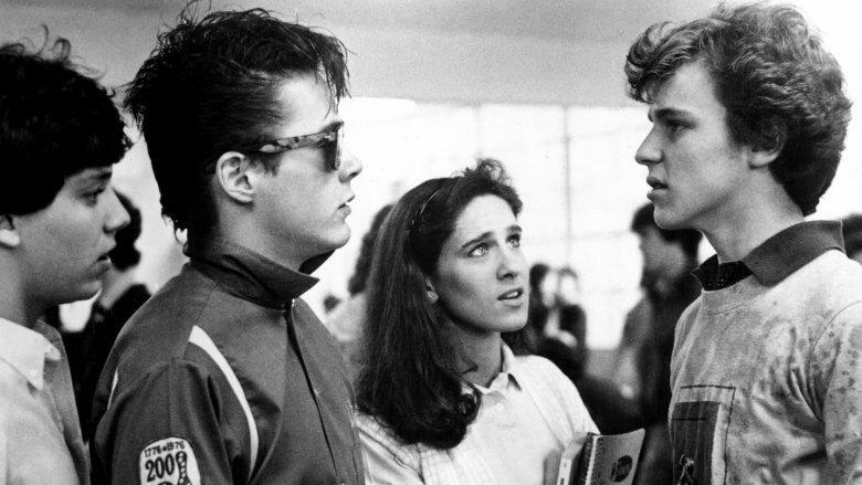 Robert Downey Jr., Sarah Jessica Parker i førstefødte