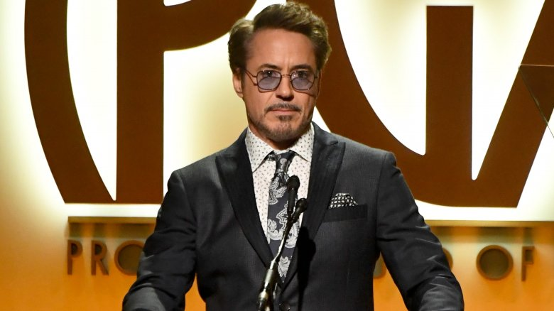 Robert Downey jr.