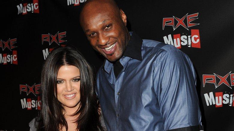 Khloe Kardashian og Lamar Odom