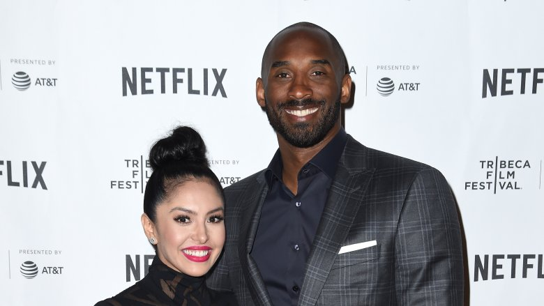 Vanessa og Kobe Bryant
