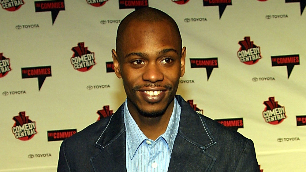 Dave Chappelle på Comedy Central's The Commies i 2003
