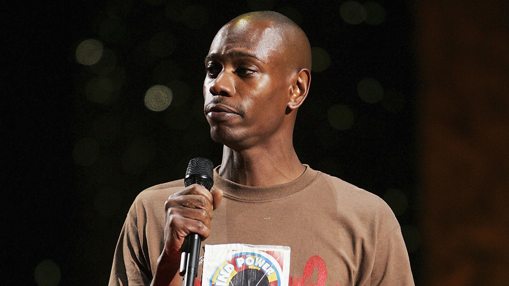 Dave Chappelle ved MTV Video Music Awards 2004