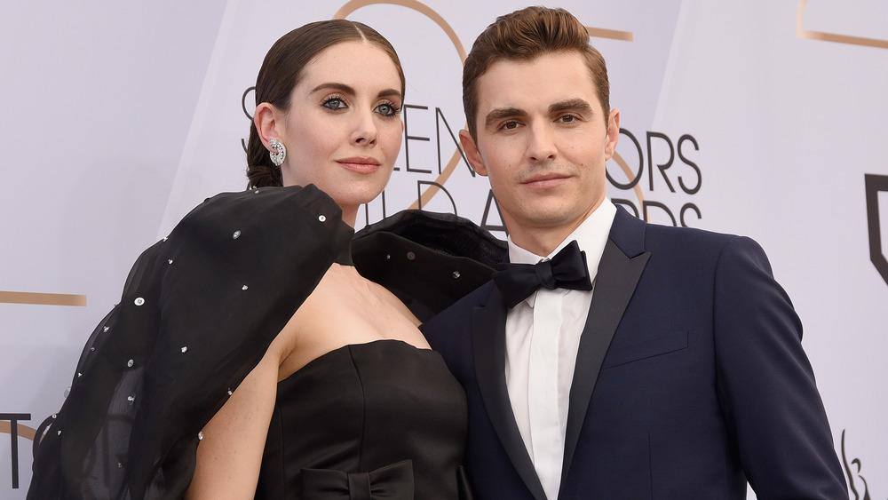 Alison Brie og Dave Franco ved Screen Actors Guild Awards i 2019