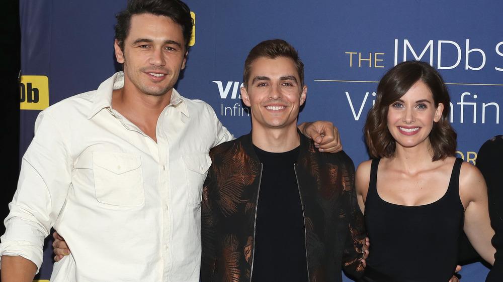 James Franco, Dave Franco og Alison Brie deltok på TIFF i 2017