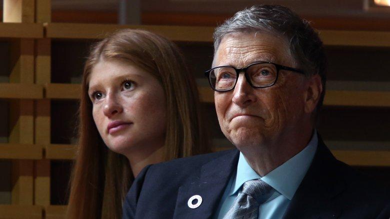 Jennifer Gates, Bill Gates