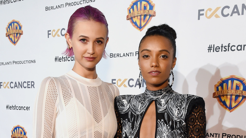 CLAY, Maisie Richardson-Sellers