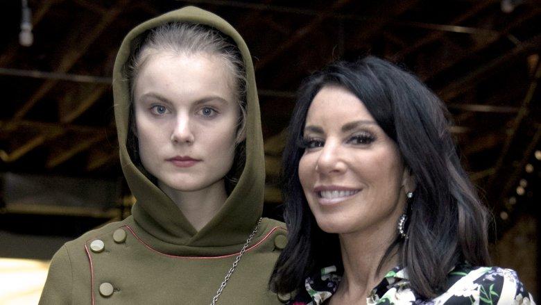 Christine og Danielle Staub