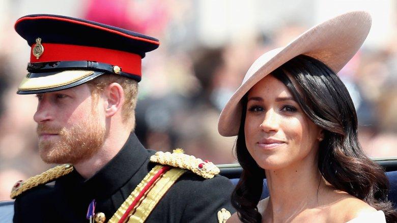 Prins Harry, Meghan Markle