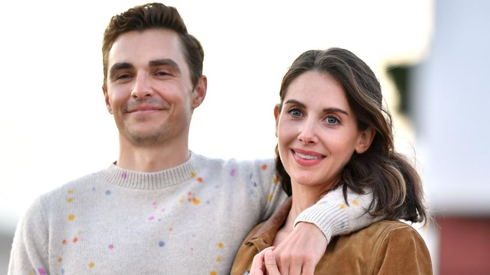 Dave Franco og Alison Brie deltok på en The Screen drive-in screening