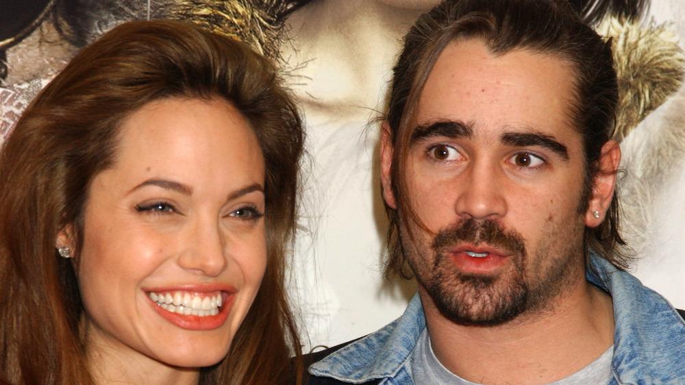 Angelina Jolie og Colin Farrell
