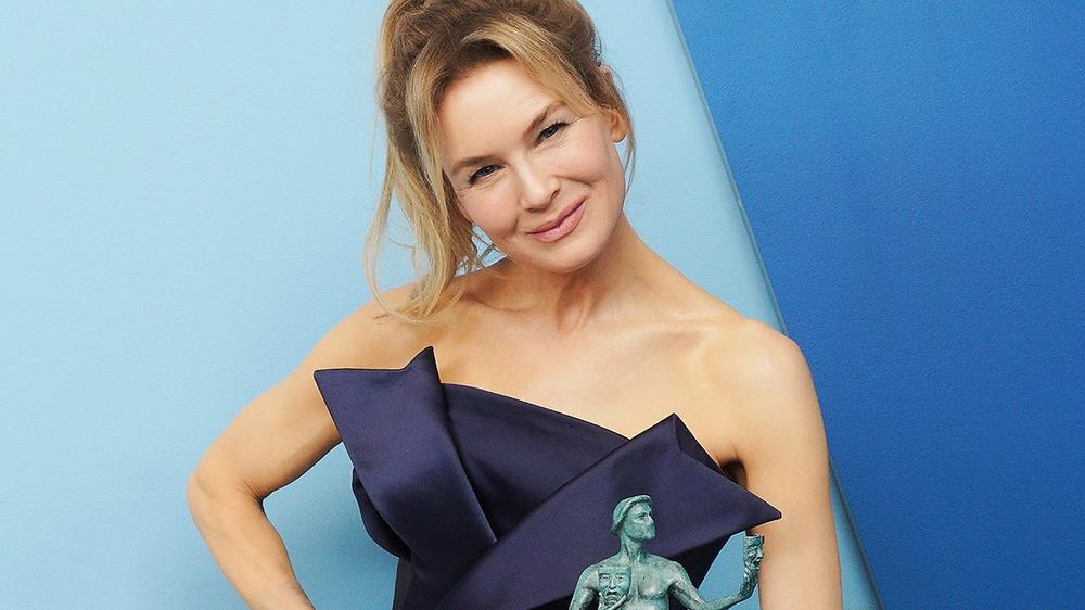 Renée Zellweger ved 26. årlige Screen Actors Guild Awards