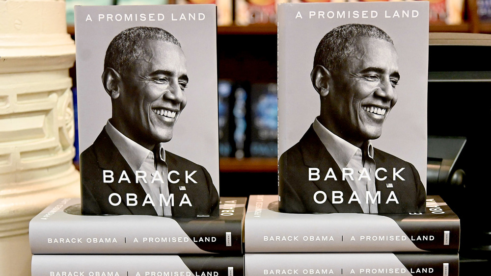 Barack Obama-bok