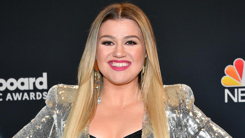 Kelly Clarkson på rød løper