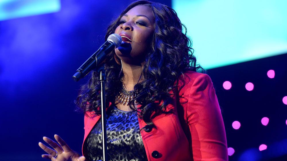 Candice Glover synger
