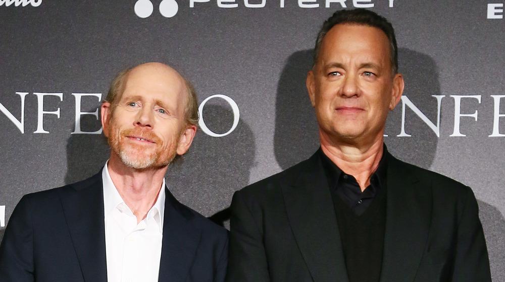 Tom Hanks og Ron Howard promoterer Inferno