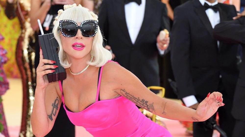 Lady Gaga på Met Gala