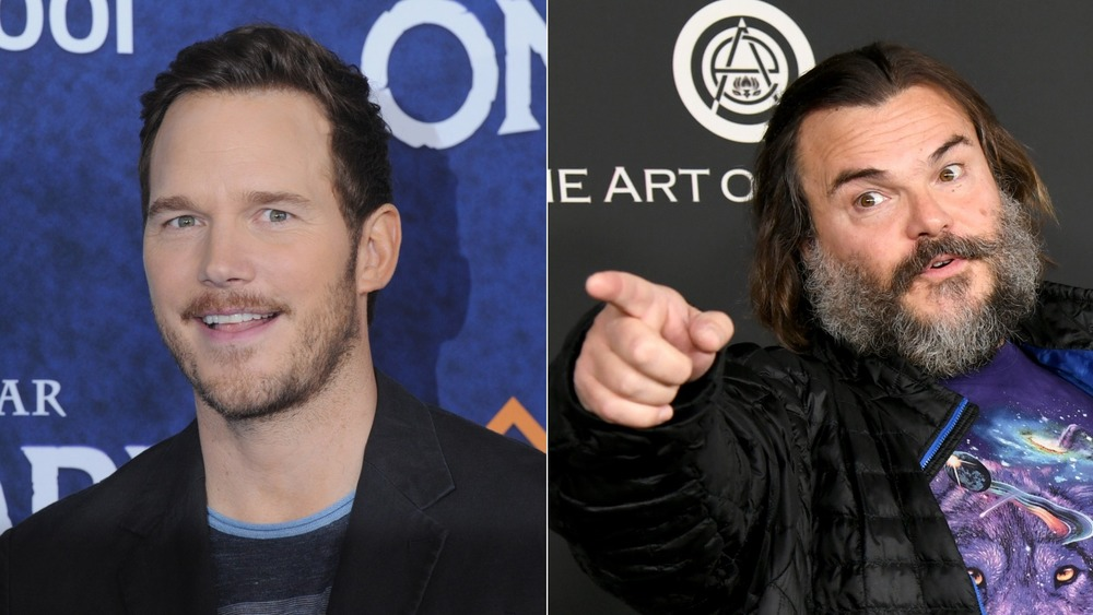 Chris Pratt og Jack Black