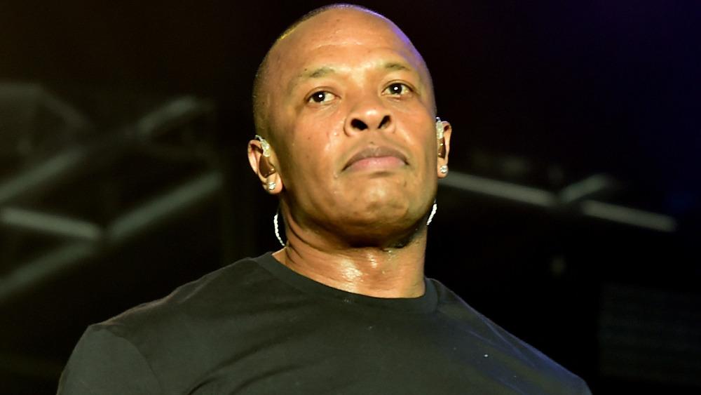 Dr. Dre stirrer